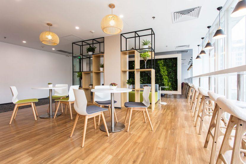 Cafétéria entreprise